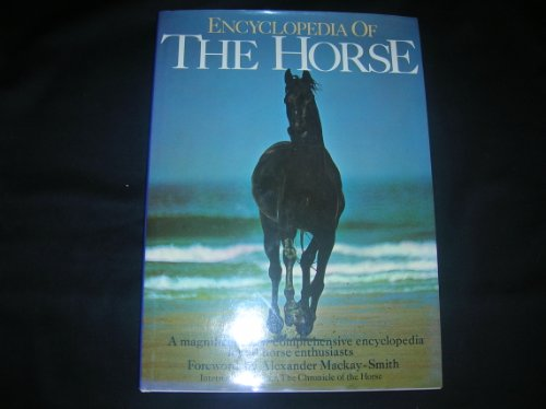 Ency of the Horse (B) By Elwyn Hartley Edward