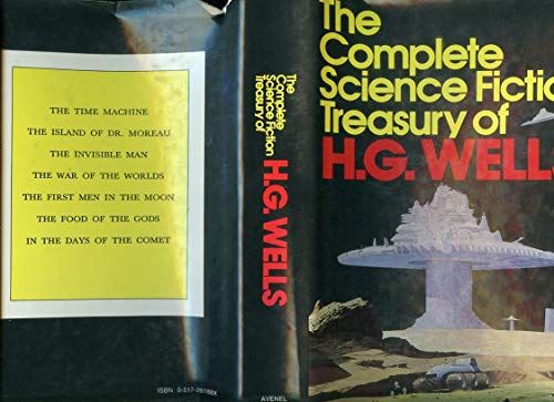 Complete Science Fiction Treas Hg By H G Wells