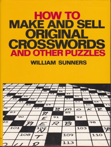 How to Make and Sell Original Crosswords and Other Puzzles By Outlet