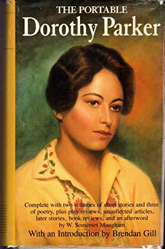 Portable Dorothy Parker By Dorothy Parker