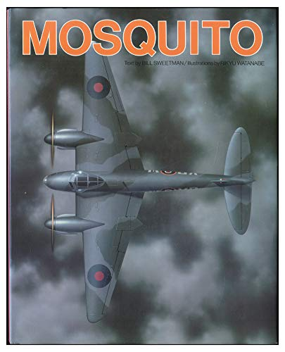 Mosquito By Bill Sweetman