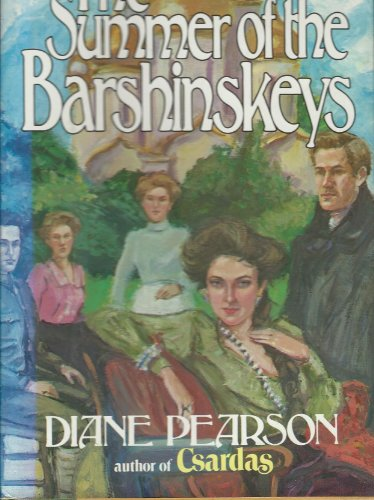 Summer of the Barshinskys By Diane Pearson