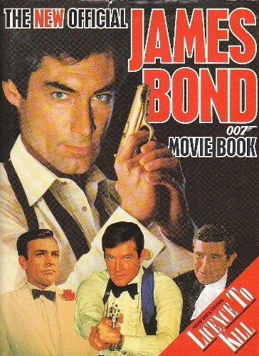 The Official James Bond 007 Movie Book By Sally Hibbin