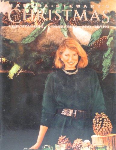Martha Stewart's Christmas By Stewart/M
