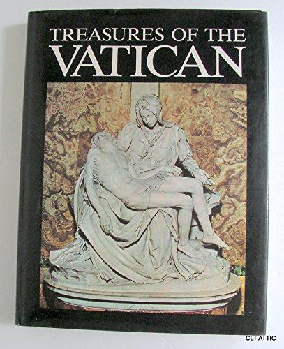 Treasures of the Vatican By Maurizio Calvesi