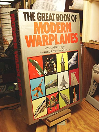 Great Book of Modern Warplanes By Bill Gunston