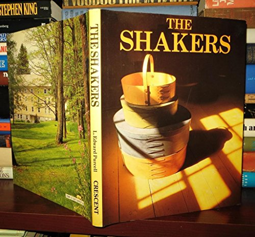 The Shakers (R) By Margaret Wood