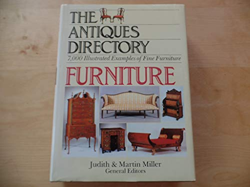 Antiques-Directory-Furniture-by-Miller-Martin-Book-The-Cheap-Fast-Free-Post