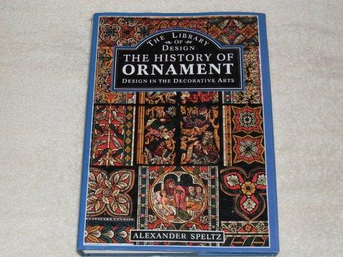 History of Ornament Design in By Alexander Speltz
