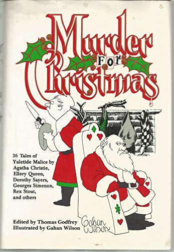 Murder for Christmas By Edited by Thomas Godfrey