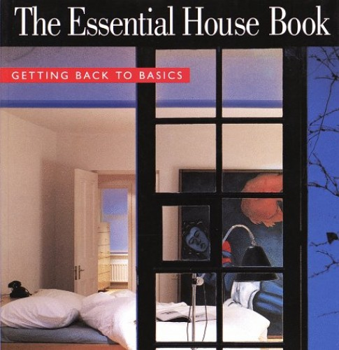 The Essential House Book By Sir Terence Conran