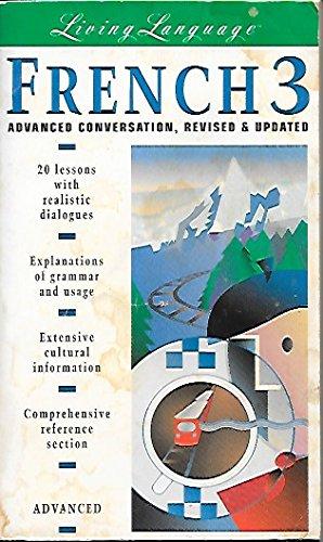 French: Advanced Converersations By Mary Finocchiaro