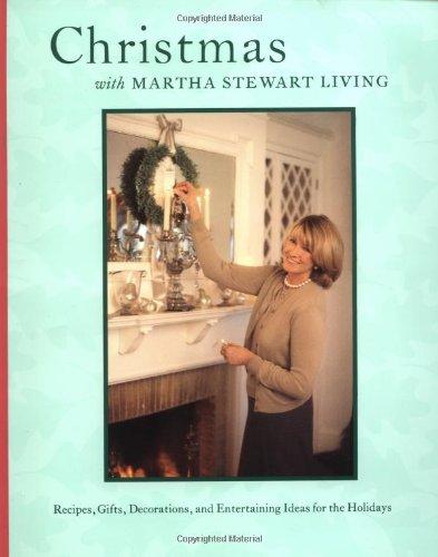 Christmas with Martha Stewart By Martha Stewart Living Magazine