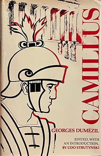 Camillus By Georges Dumezil