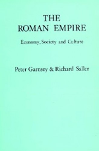 The Roman Empire By Peter Garnsey