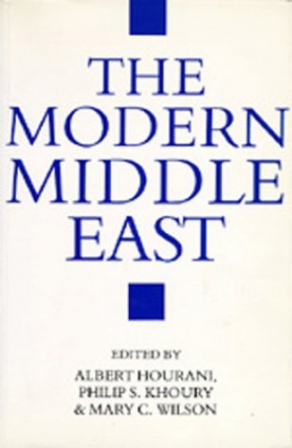 The Modern Middle East By Albert Hourani