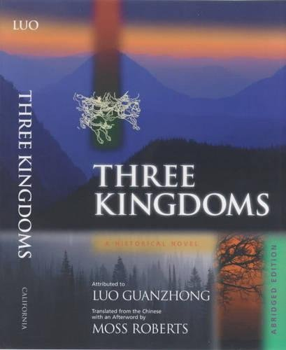 Three Kingdoms By Guanzhong Luo