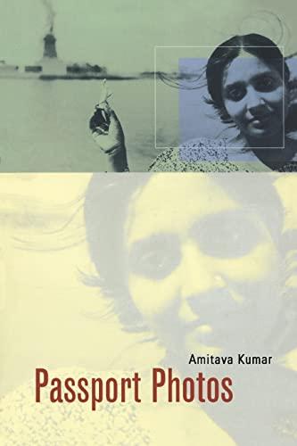 Passport Photos By Amitava Kumar