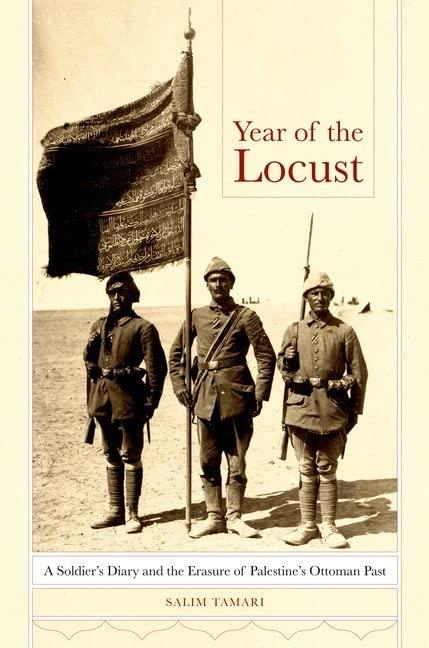 Year of the Locust By Salim Tamari