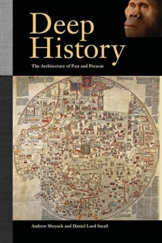 Deep History By Andrew Shryock