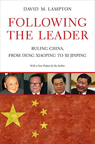 Following the Leader By David M. Lampton