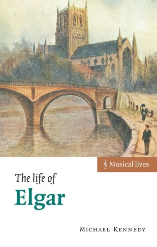 The Life of Elgar By Michael Kennedy