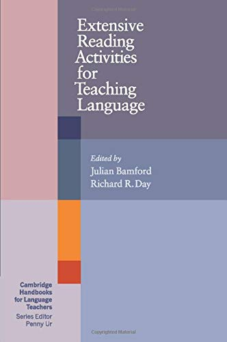 Extensive Reading Activities for Teaching Language by Julian Bamford