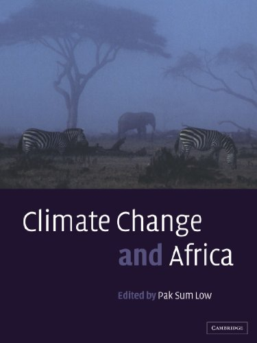 Climate Change and Africa By Pak Sum Low
