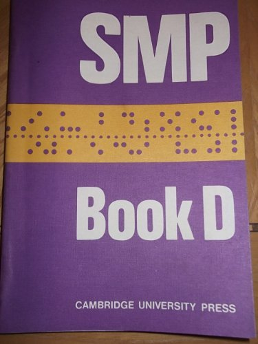 SMP Book D By School Mathematics Project