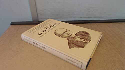 G. D. H. Cole By L.P. Carpenter