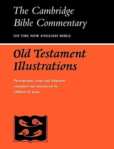 Old Testament Illustrations By Clifford Merton Jones