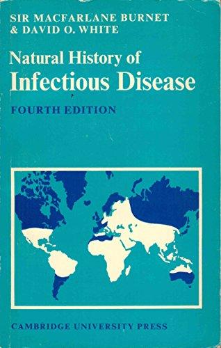 Natural History of Infectious Disease By Macfarlane Burnet