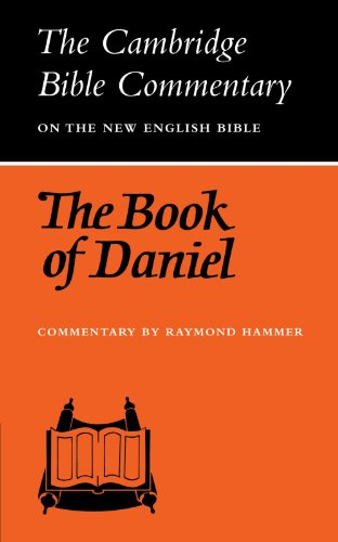 The Book of Daniel By Raymond Hammer