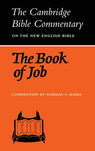 The Book of Job By Norman C. Habel