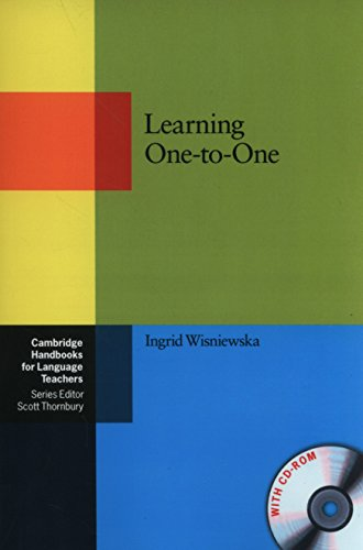 Learning One-to-One Paperback with CD-ROM By Ingrid Wisniewska