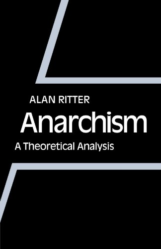 Anarchism By Alan Ritter