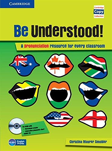Be Understood! Book with CD-ROM and Audio CD Pack By Christina Maurer Smolder