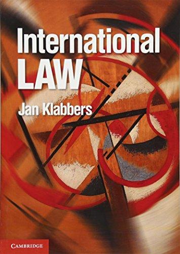 International Law By Jan Klabbers (University of Helsinki)