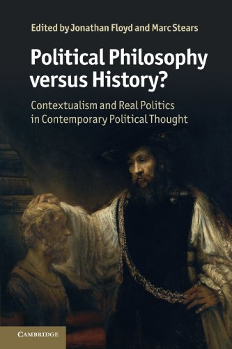 Political Philosophy versus History? By Jonathan Floyd (Dr, University of Oxford)