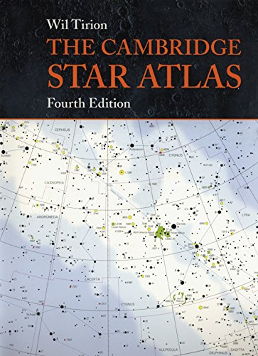 The Cambridge Star Atlas By Rob Ritchie