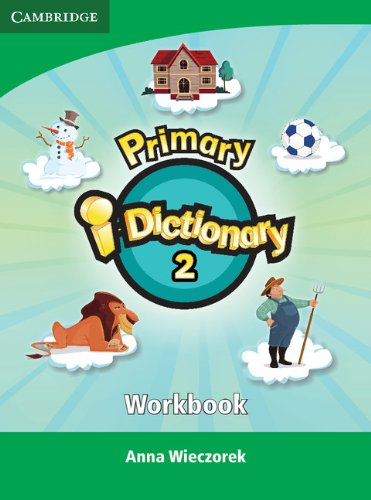 Primary i-Dictionary Level 2 Workbook by Anna Wieczorek