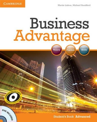 Business Advantage Advanced Student's Book with DVD by Martin Lisboa