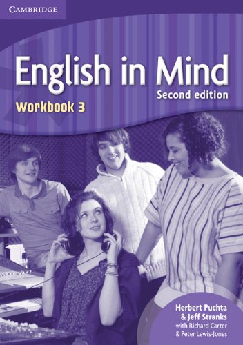 English in Mind Level 3 Workbook By Herbert Puchta