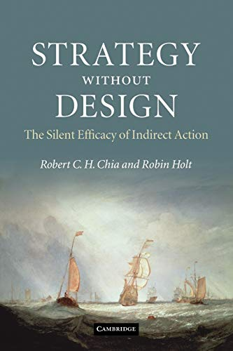 Strategy without Design By Robert C. H. Chia