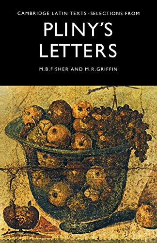 Selections from Pliny's Letters By Pliny