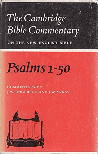 Psalms 1-50 By Edited by J. W. Rogerson