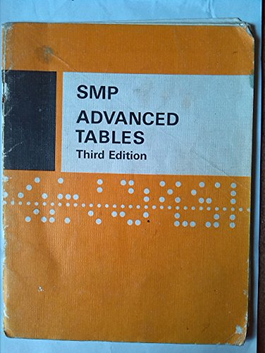 Advanced Tables By School Mathematics Project