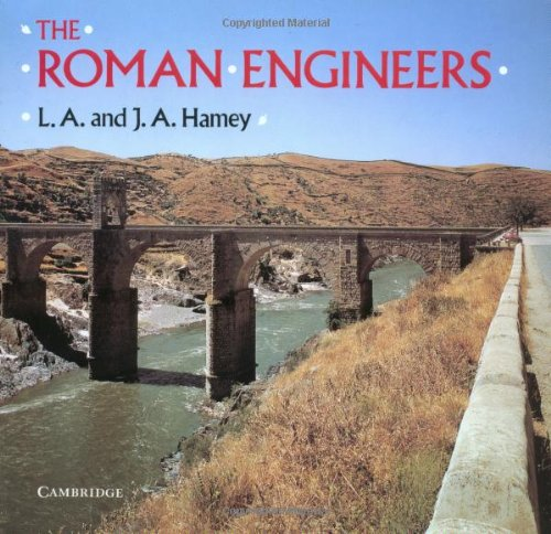 The Roman Engineers By L. A. Hamey