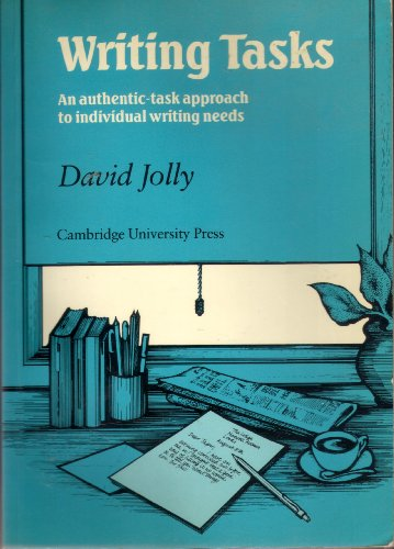 Writing Tasks Student's book By David Jolly