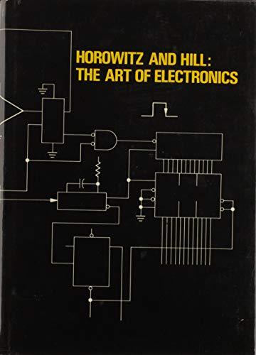 Art of Electronics By Paul Horowitz